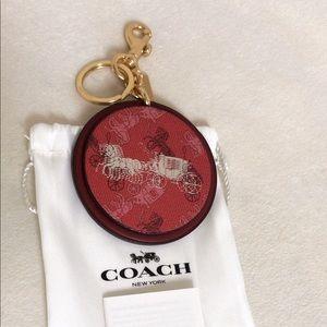 Coach Accessories - 💃COACH HORSE BAG CHARM